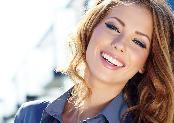 perfect smile with veneers