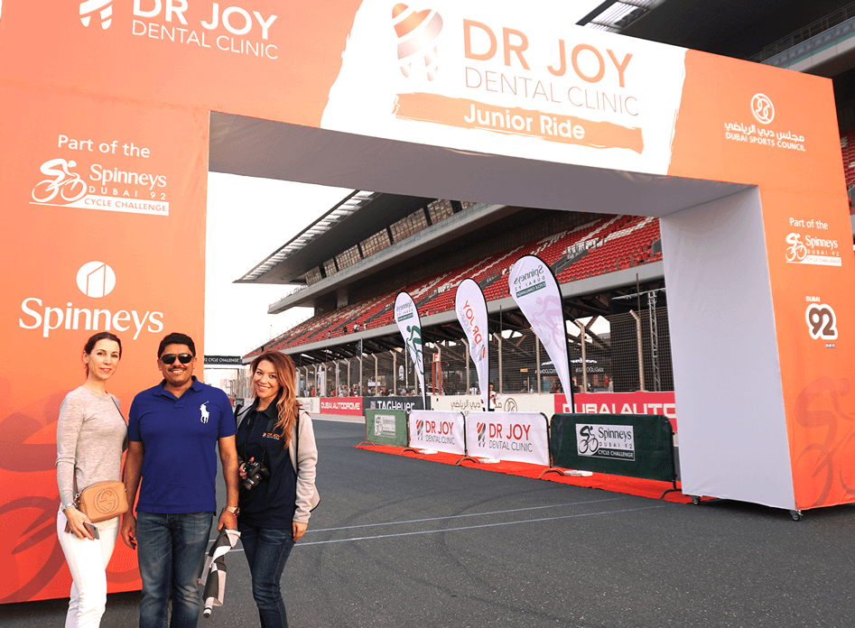spinneys dr joy dental clinic junior ride