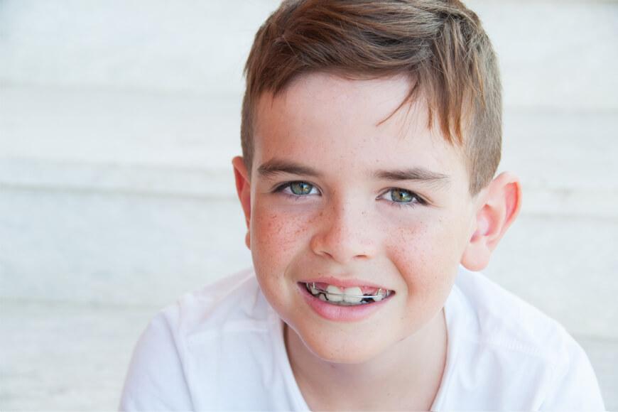 child need orthodontist