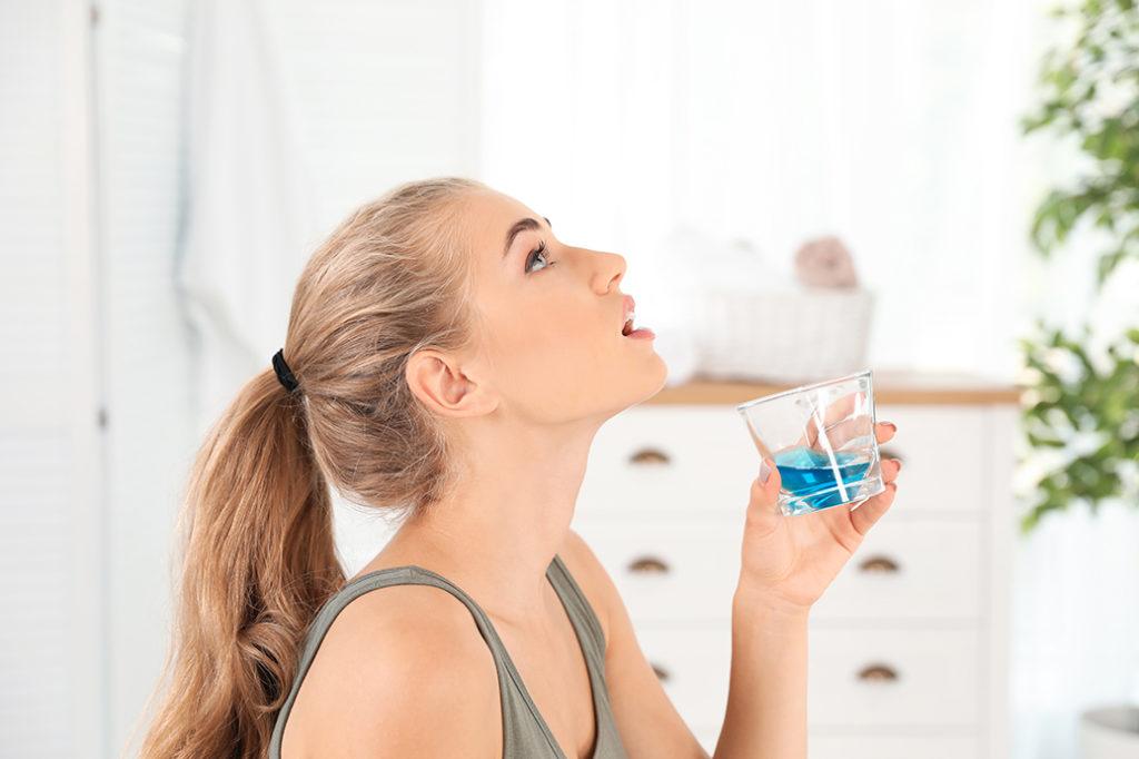 Should You Use Mouthwash After Brushing