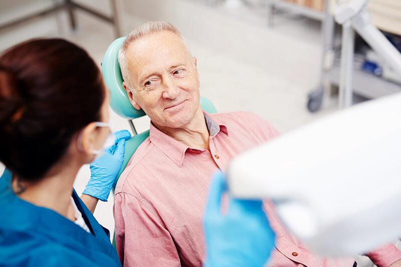 routine dental check up near me